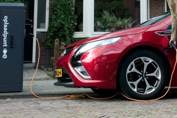 Wijnoordholland Mra Elektrisch Gaat Voor Intelligente Laadpalen